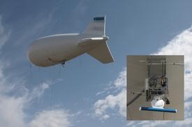 TIF-25KH Aerostat with Vista SSRS